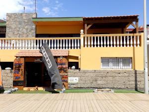 Casa playa medano, Ferienhäuser  El Médano - big - 29