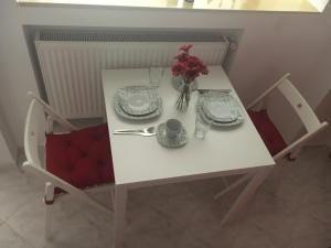 Red Flat, Apartmanok  Bukarest - big - 12