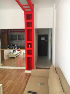 Red Flat, Apartmanok  Bukarest - big - 17
