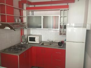 Red Flat, Apartmanok  Bukarest - big - 26