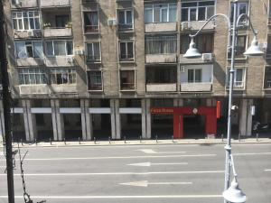 Red Flat, Apartmanok  Bukarest - big - 32