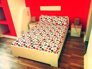 Red Flat, Apartmanok  Bukarest - big - 47