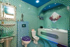 Vip Luxury Apartment Duplex, Apartmanok  Odessza - big - 6