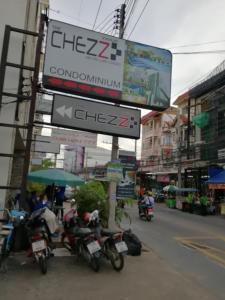 The Chezz by Patsamon, Ferienwohnungen  Pattaya - big - 21