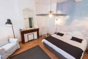 Les chambres d'Aimé, B&B (nocľahy s raňajkami)  Carcassonne - big - 4