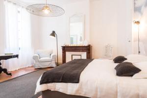 Les chambres d'Aimé, B&B (nocľahy s raňajkami)  Carcassonne - big - 5