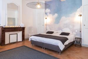 Les chambres d'Aimé, B&B (nocľahy s raňajkami)  Carcassonne - big - 7