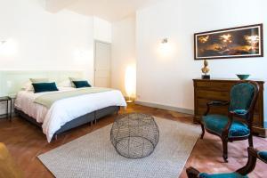 Les chambres d'Aimé, B&B (nocľahy s raňajkami)  Carcassonne - big - 10