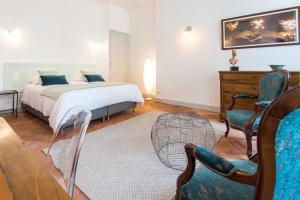 Les chambres d'Aimé, B&B (nocľahy s raňajkami)  Carcassonne - big - 11
