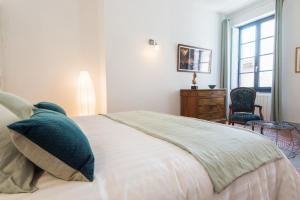 Les chambres d'Aimé, B&B (nocľahy s raňajkami)  Carcassonne - big - 12