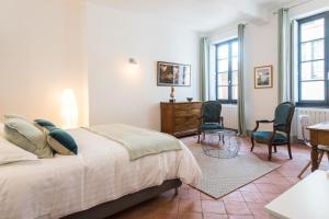 Les chambres d'Aimé, B&B (nocľahy s raňajkami)  Carcassonne - big - 13