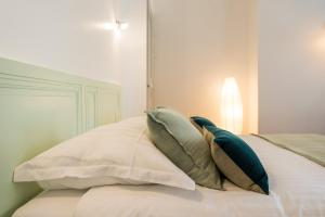 Les chambres d'Aimé, Bed & Breakfasts  Carcassonne - big - 14