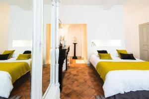 Les chambres d'Aimé, B&B (nocľahy s raňajkami)  Carcassonne - big - 21