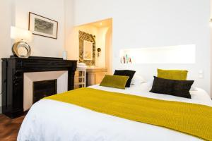 Les chambres d'Aimé, B&B (nocľahy s raňajkami)  Carcassonne - big - 24