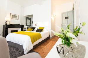 Les chambres d'Aimé, B&B (nocľahy s raňajkami)  Carcassonne - big - 22