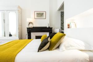 Les chambres d'Aimé, B&B (nocľahy s raňajkami)  Carcassonne - big - 40