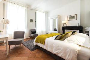 Les chambres d'Aimé, B&B (nocľahy s raňajkami)  Carcassonne - big - 43