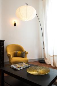 Les chambres d'Aimé, B&B (nocľahy s raňajkami)  Carcassonne - big - 39