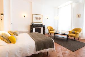 Les chambres d'Aimé, B&B (nocľahy s raňajkami)  Carcassonne - big - 38