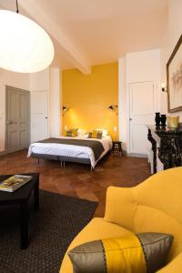 Les chambres d'Aimé, B&B (nocľahy s raňajkami)  Carcassonne - big - 37