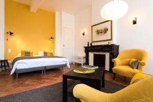 Les chambres d'Aimé, B&B (nocľahy s raňajkami)  Carcassonne - big - 34