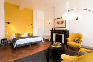 Les chambres d'Aimé, B&B (nocľahy s raňajkami)  Carcassonne - big - 33