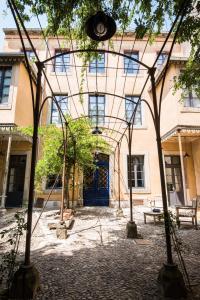 Les chambres d'Aimé, B&B (nocľahy s raňajkami)  Carcassonne - big - 32