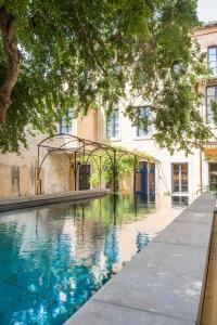Les chambres d'Aimé, B&B (nocľahy s raňajkami)  Carcassonne - big - 31