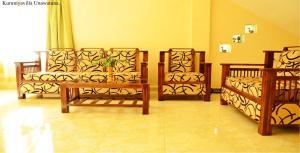Residence Kuruniyavilla, Apartments  Unawatuna - big - 33