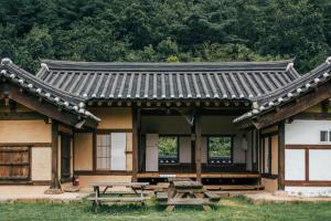 Nongamjongtaek, Гостевые дома  Andong - big - 44