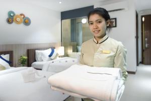 Feliz Urban Hotel, Hotely  Phnompenh - big - 39
