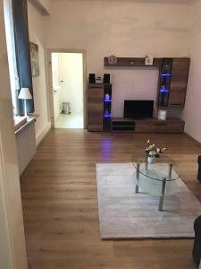 Traumlage 60qm WohlfuehlOase am Lu, Apartmanok  Bünde - big - 6