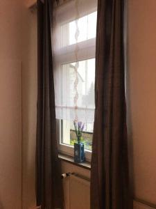 Traumlage 60qm WohlfuehlOase am Lu, Apartmanok  Bünde - big - 7