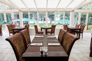 Normanton Park Hotel, Szállodák  Oakham - big - 71