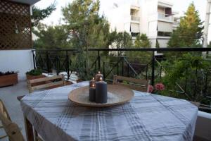 Wonderful Apartment, Ferienwohnungen  Rafina - big - 19