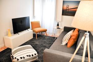 Estefania Cool Apartment by be@home, Appartamenti  Lisbona - big - 56
