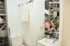 Estefania Cool Apartment by be@home, Appartamenti  Lisbona - big - 53