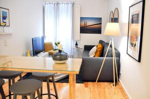 Estefania Cool Apartment by be@home, Appartamenti  Lisbona - big - 25
