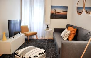 Estefania Cool Apartment by be@home, Appartamenti  Lisbona - big - 17
