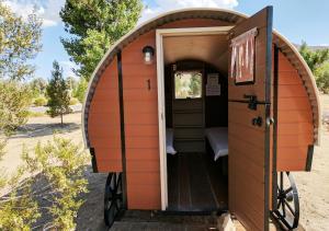 Stagecoach Trails RV Resort, Kempy  Julian - big - 22