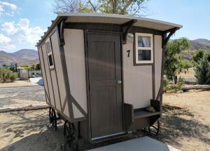 Stagecoach Trails RV Resort, Kempy  Julian - big - 29