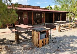 Stagecoach Trails RV Resort, Kempy  Julian - big - 35