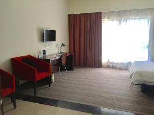 Jinjiang Inn Shunde Pedestrian Street Qing Hui Garden Mountain View, Hotel  Shunde - big - 5