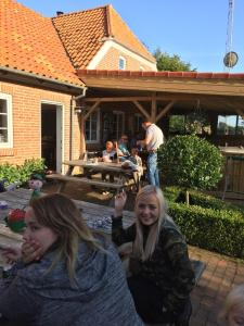 Familiehuis Boysen, Aparthotely  Ribe - big - 15