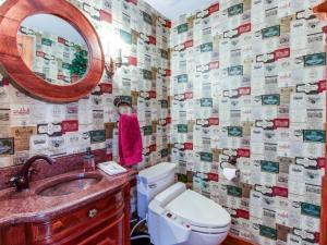 037 Vineyard House, Дома для отпуска  Кистон - big - 83