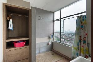 Zan Pavillon Spacious & Natural Stay, Apartmanok  Bayan Lepas - big - 2
