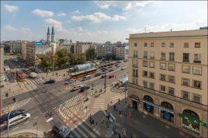 Варшава - P&O Apartments Nowowiejska