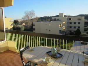 Apartment Parcs du lavandou, Апартаменты  Ле-Лаванду - big - 3