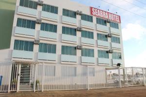 Seabra Hotel, Szállodák  Vitória da Conquista - big - 24