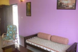 Apartment room with a shared pool, by GuestHouser, Apartments  Saligao - big - 5